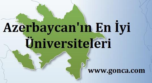 Azerbaycan'ın en iyi üniversiteleri