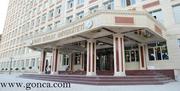 Bakü Devlet Üniversitesi