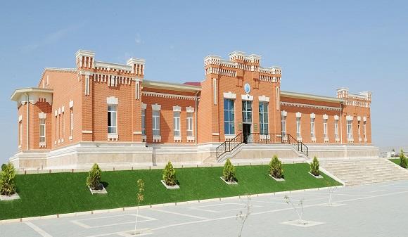 Nahçıvan Devlet Üniversitesi