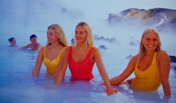 İzlanda Kızları