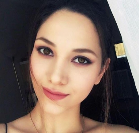 Miss Turkey adayı Çağla Çukurova