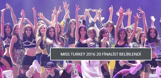 miss turkey 2016