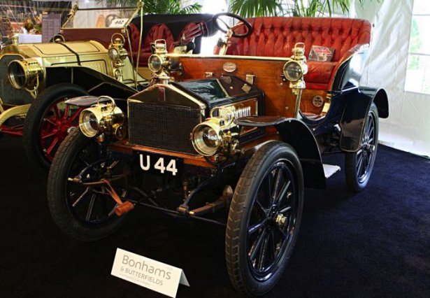 1904 rolls royce two seater