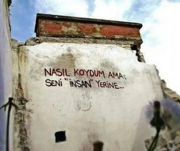 popüler duvar yazıları
