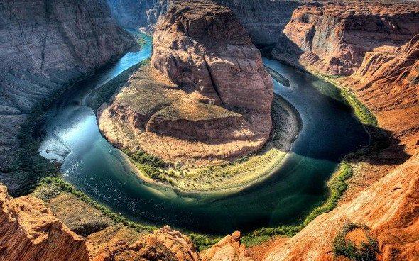 amerikan kanyonları