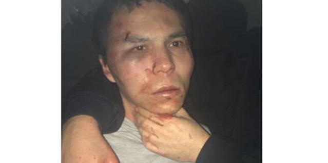Reina Saldırganı Abdulkadir Masharipov